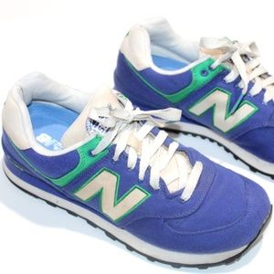 Vintage New Balance Sneakers 574 Size 9 2-Tone NB